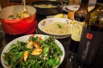 French Country Cooking TucsonKale_Pear Sal_Chicken Provence